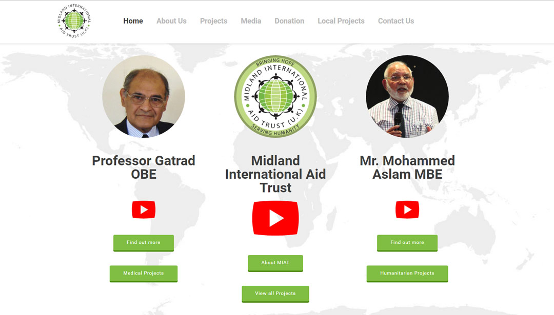 Midland International Aid Trust